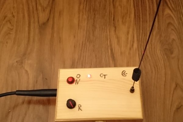 Cyber Theremin