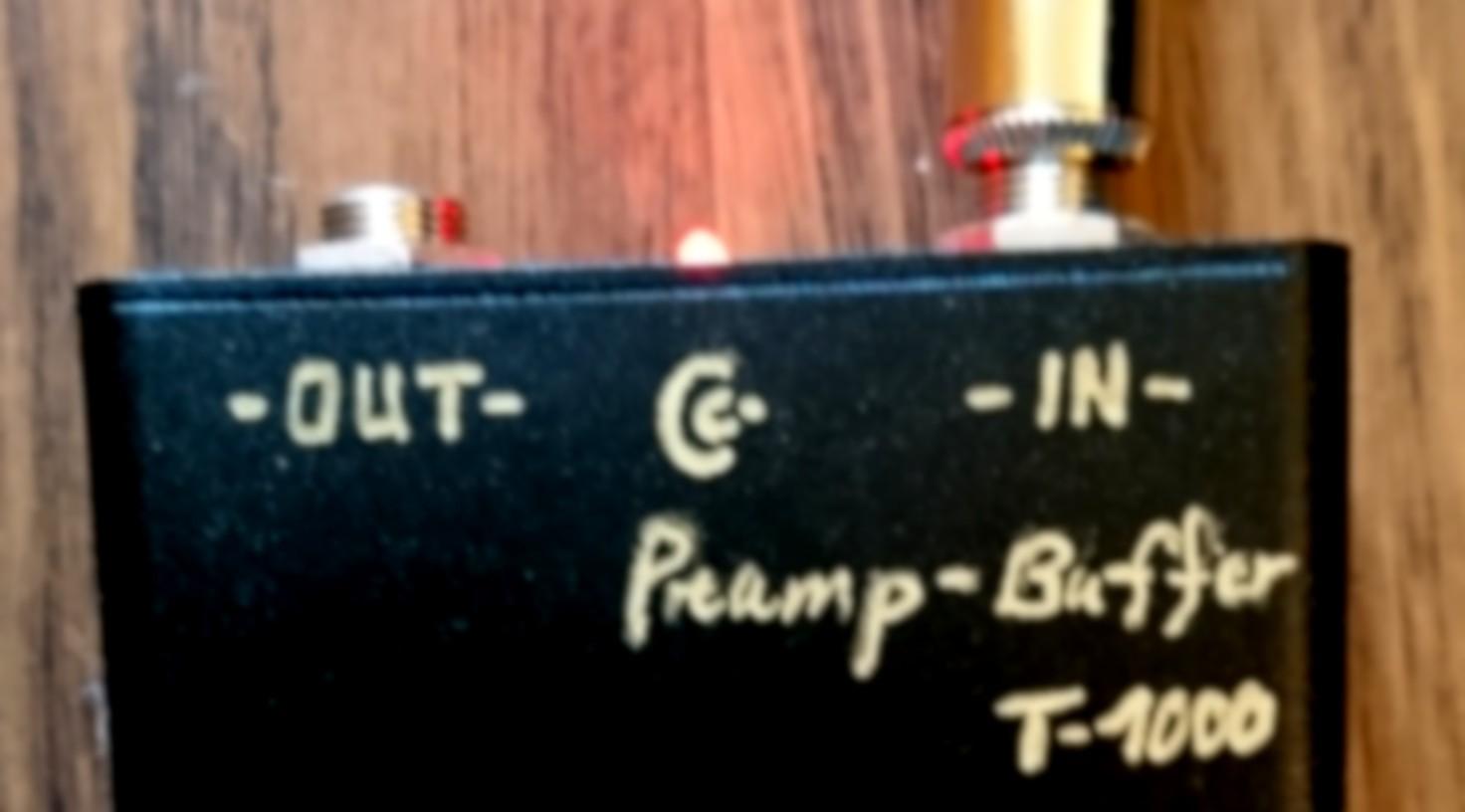 Premp - Buffer T-1000